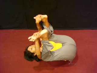Root Chakra Exercise - Frog Stretch