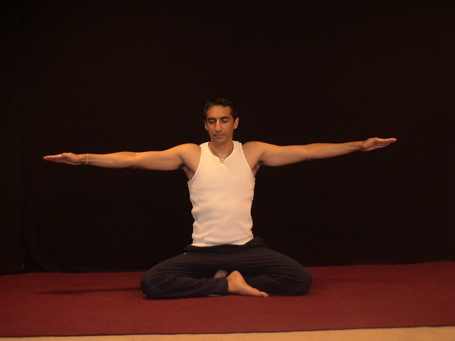 Yoga for Building Willpower Start