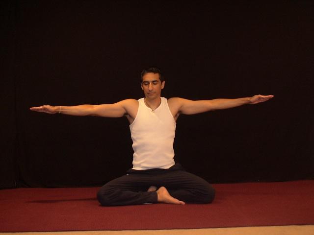 Yoga For Building Willpower Start